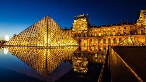 چرا موزه لوور پاریس یک روز تعطیل شد؟