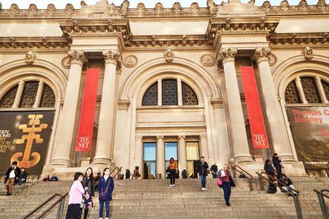 موزه متروپولیتن برای غیر نیویورکی ها پولی میشود