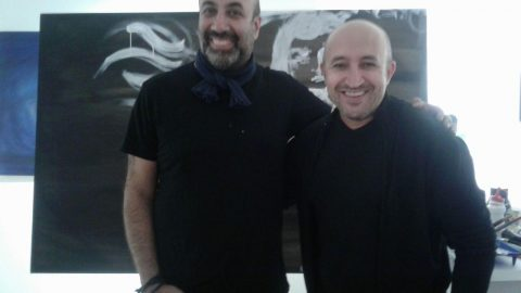 گفتگوی فاروق مظلومی با علی سلطانی و روایتی از آثار او