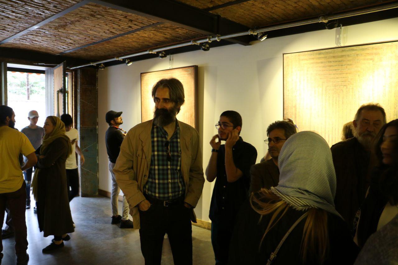 یادداشت شایان شعبان بر نمایشگاه دانیال ملانوروزی در گالری چهار