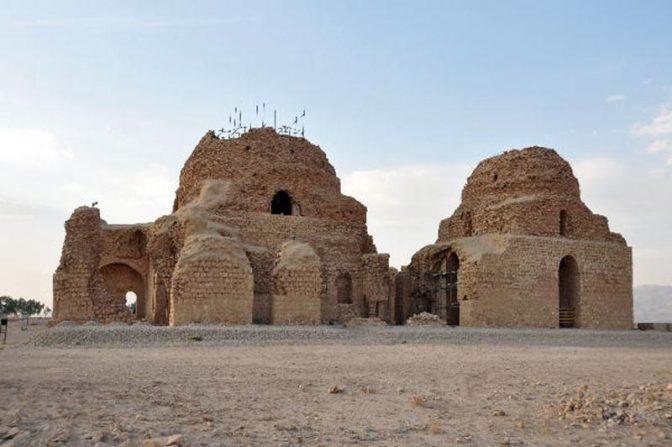 منظر باستانی ساسانیان به ثبت جهانی رسید