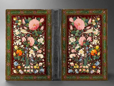 نمایشگاه هنر قاجار در موزه آقاخان تورنتو