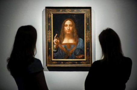 تعویق نمایش گرانترین نقاشی جهان در لوور ابوظبی