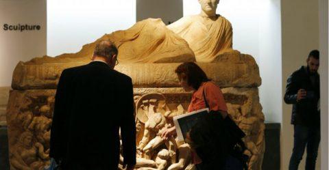 بازگشایی موزه ملی دمشق در سوریه
