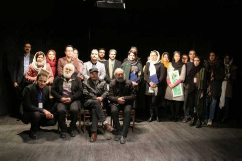 سومین دوره از جشنواره هنر ایران با همکاری تماشاخانه سیمرغ به کار خود پایان داد