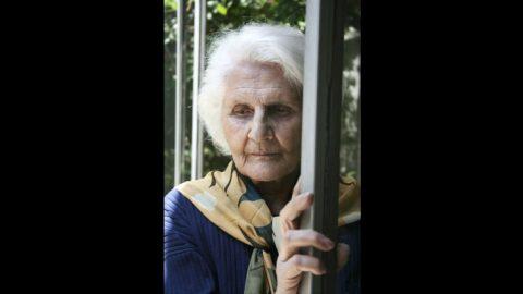 مادر مجسمه سازی ایران لیلیت تریان درگذشت