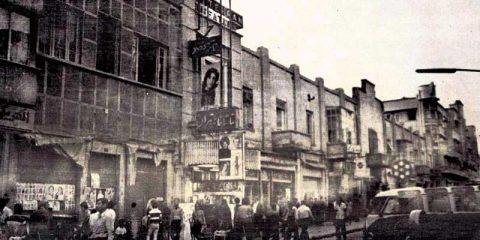 تماشاخانه تهران یا تئاتر نصر موقتا بازگشایی شد