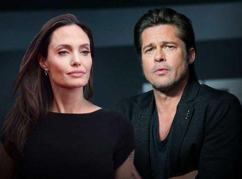 آنجلینا جولی و برد پیت سرانجام رسما از هم جدا شدند