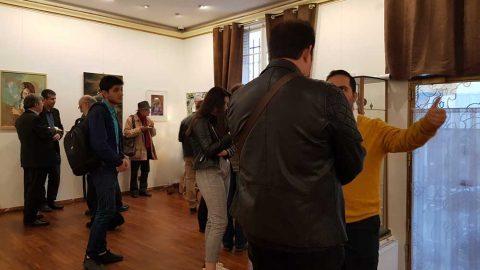 جشنواره هنر ایران در پاریس به کار خود خاتمه داد