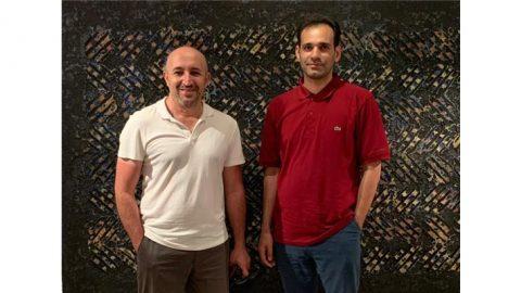 روایتی از آثار محمود محمودی در گالری ماه