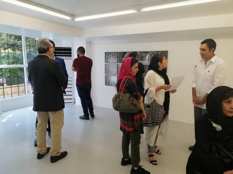 روایتی بر نمایشگاه عکس های امیرحسین شایگان در گالری والی