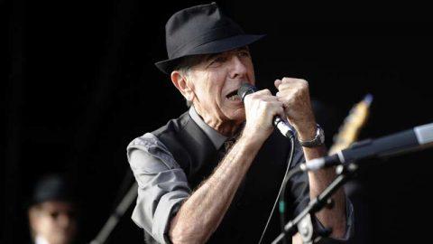 انتشار آلبوم تازه لئونارد کوهن پس از مرگش