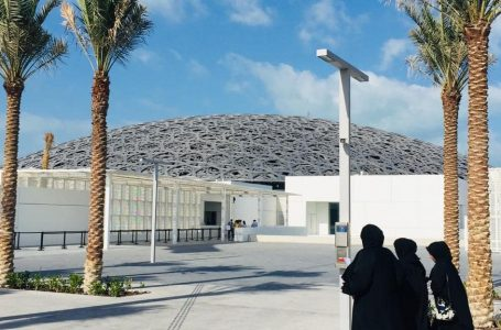 نهالی برای فرهنگ؛ گردشی در موزه لوور ابوظبی
