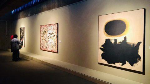 چالش نمایش دائمی گنجینه موزه هنرهای معاصر تهران