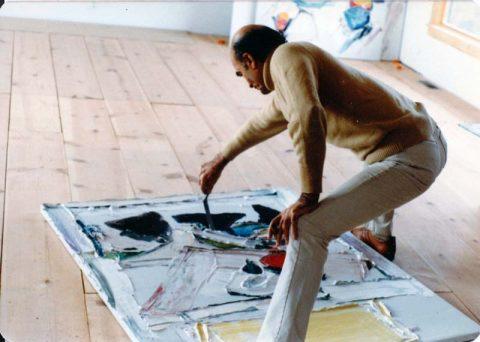 منوچهر یکتایی نقاش پیشکسوت درگذشت