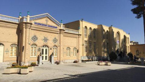 از جلفا رسیده؛ گردشی در موزه کلیسای وانک اصفهان