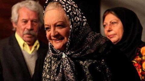 شهلا ریاحی بازیگر پیشکسوت سینما و تئاتر درگذشت