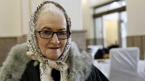 ملکه رنجبر هنرپیشه پیشکسوت درگذشت