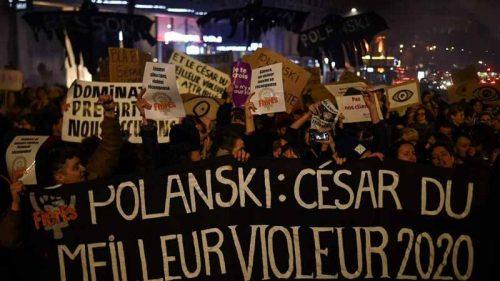 معترضان به انتخاب رومن پولانسکی به عنوان بهترین کارگردان