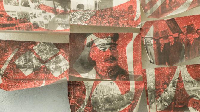 آموزش ایدئولوژیک مردم سرخ؛گفتگو با پیمان پورحسین