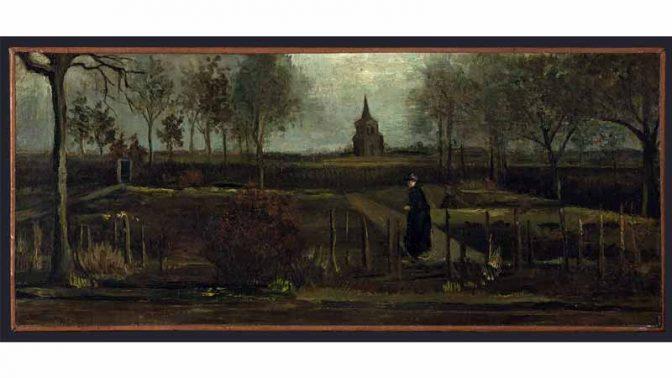 تابلوی ون گوگ در تعطیلی موزه به دلیل کرونا دزدیده شد