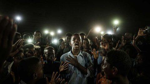 ورلد پرس فوتو بهترین عکس خبری سال را برگزید
