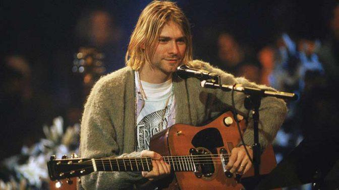 ساز کرت کوبین رکورد گرانترین گیتار جهان را شکست