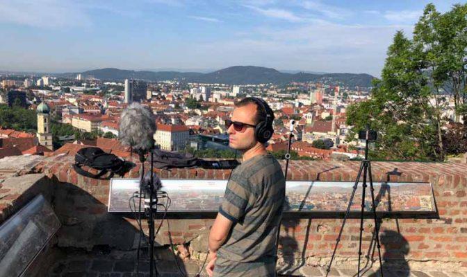 گفتگو با سپهر کرباسیان موسیقیدان ایرانی ساکن اروپا