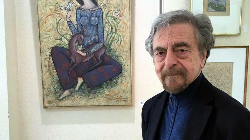 عباس معیری هنرمند ایرانی در فرانسه درگذشت