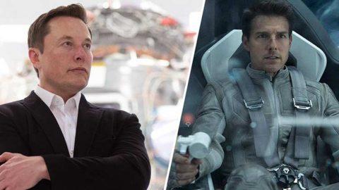 تام کروز برای فیلم تازه راهی فضا میشود