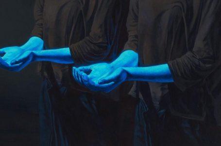 رنگ باخته؛ نگاهی به نمایشگاه علی گنجوی