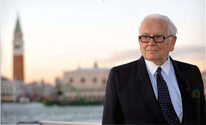 پیر کاردن طراح مد افسانهای فرانسه درگذشت