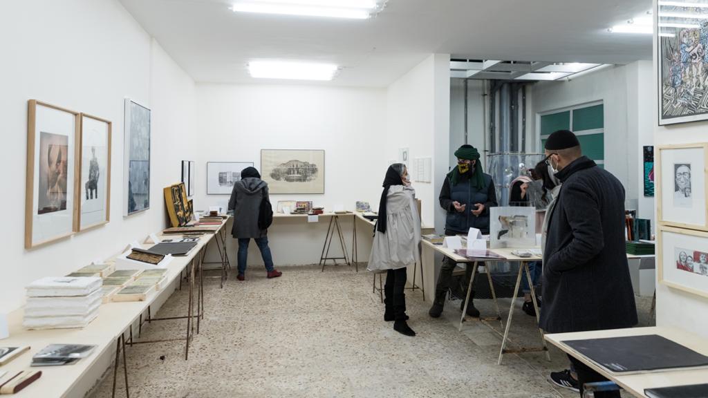 هنر و نشر؛ درباره سومین بازار کتاب هنری بنگاه