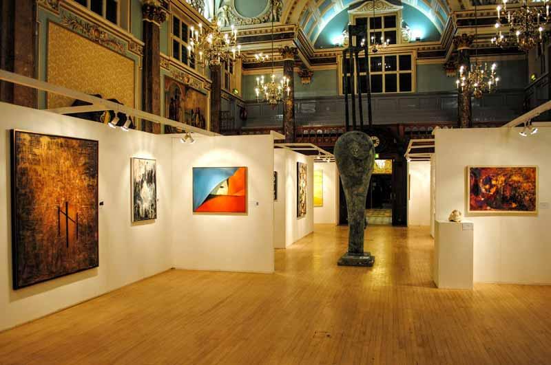 دوسالانه هنر لندن ۲۰۲۱