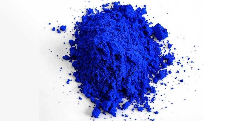 با تازهترین رنگ آبی جهان نقاشی کنید!