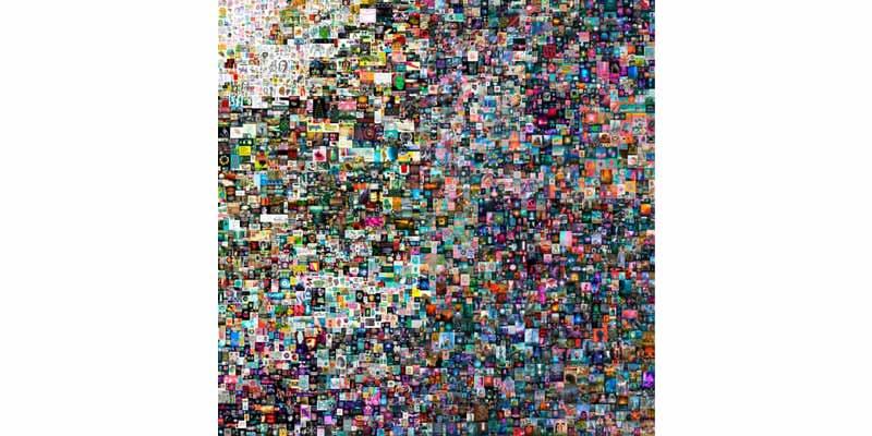 نخستین اثر دیجیتال با رمزارز در حراجی کریستیز چکش خورد