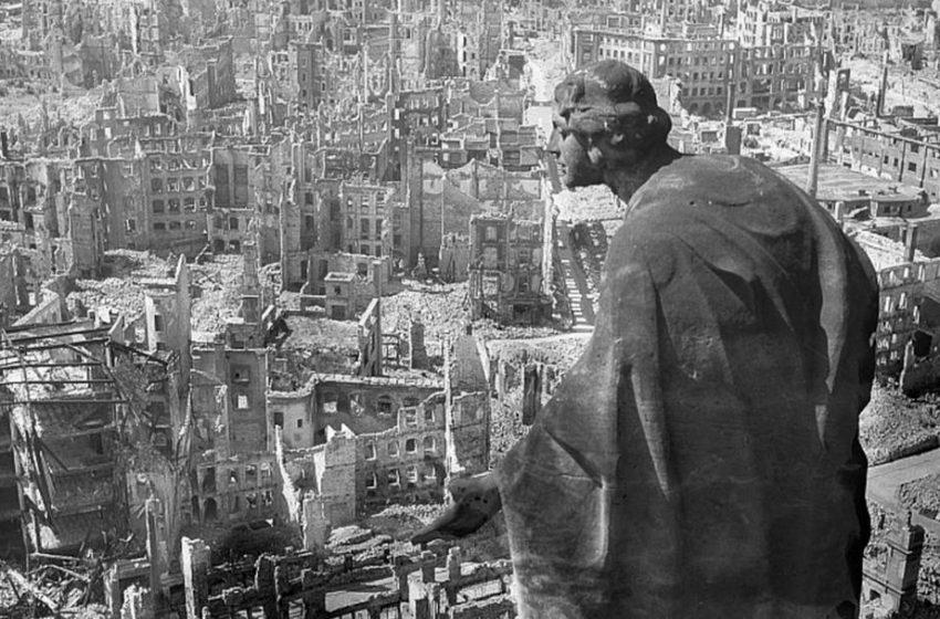 روتردام و درسدن؛ مجسمه های شهر بی دفاع