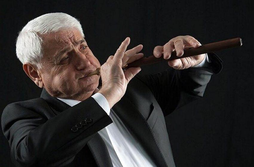 جیوان گاسپاریان نوازنده مشهور ارمنستان درگذشت