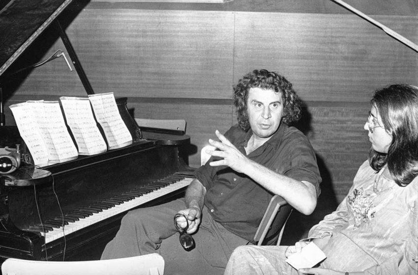 میکیس تئودوراکیس آهنگساز زوربای یونانی درگذشت